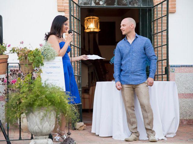 La boda de Pablo y Viviane en Gerena, Sevilla 6