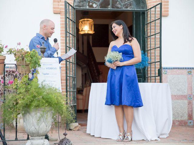 La boda de Pablo y Viviane en Gerena, Sevilla 7