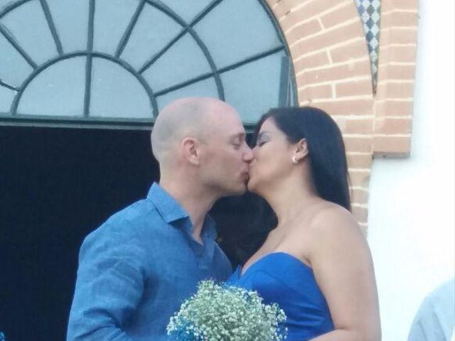 La boda de Pablo y Viviane en Gerena, Sevilla 8
