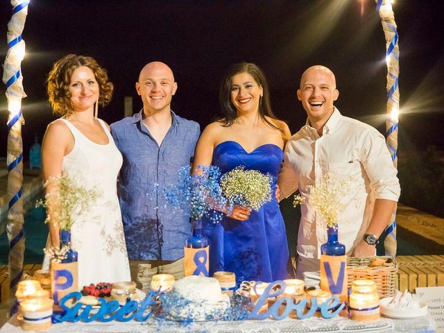 La boda de Pablo y Viviane en Gerena, Sevilla 14