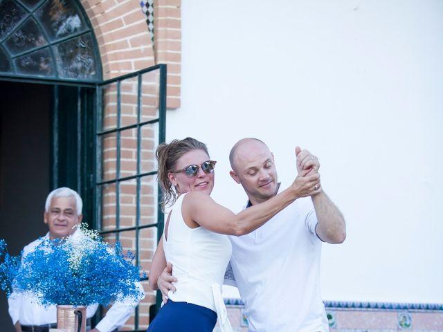 La boda de Pablo y Viviane en Gerena, Sevilla 16