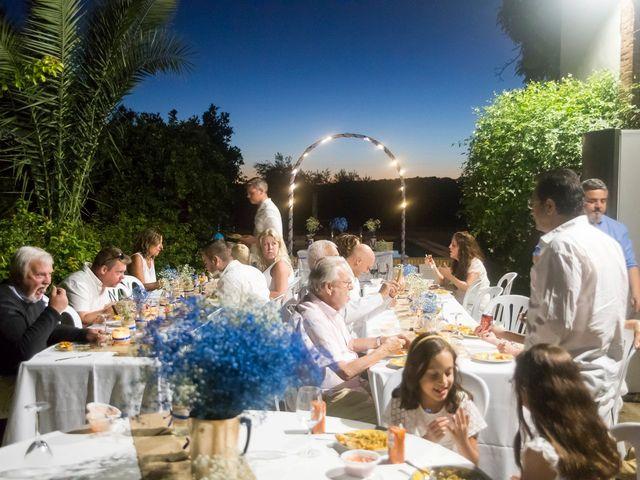 La boda de Pablo y Viviane en Gerena, Sevilla 21