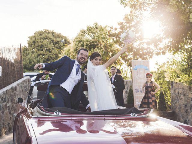 La boda de Tania y Mario