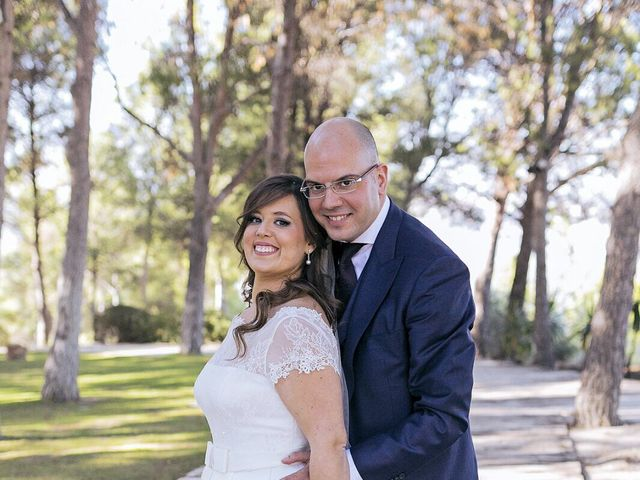 La boda de Victor y Laura en Jaén, Jaén 12