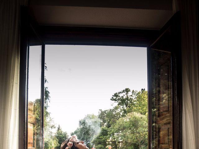 La boda de Alex y Andrea en Carrizo De La Ribera, León 9