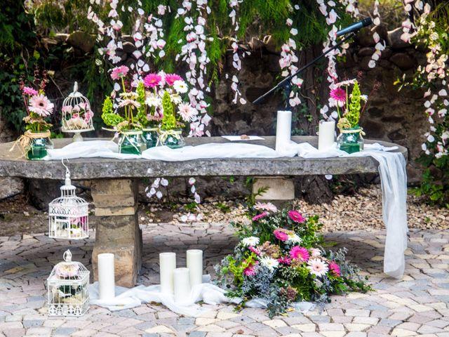 La boda de Alex y Andrea en Carrizo De La Ribera, León 16