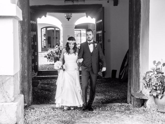 La boda de Alex y Andrea en Carrizo De La Ribera, León 17