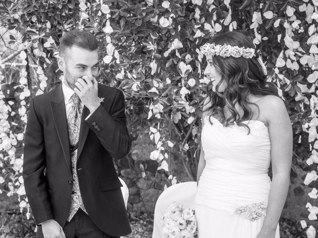 La boda de Alex y Andrea en Carrizo De La Ribera, León 1