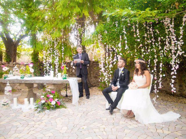 La boda de Alex y Andrea en Carrizo De La Ribera, León 19
