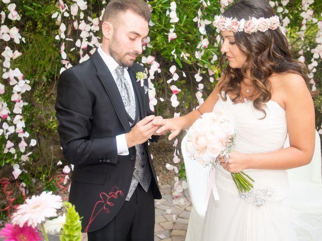 La boda de Alex y Andrea en Carrizo De La Ribera, León 22