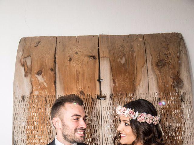 La boda de Alex y Andrea en Carrizo De La Ribera, León 24