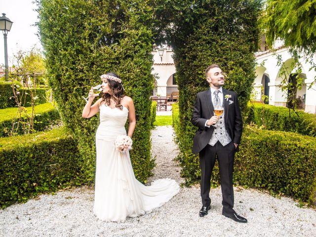 La boda de Alex y Andrea en Carrizo De La Ribera, León 26