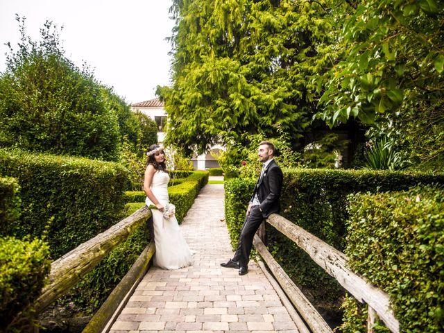 La boda de Alex y Andrea en Carrizo De La Ribera, León 27