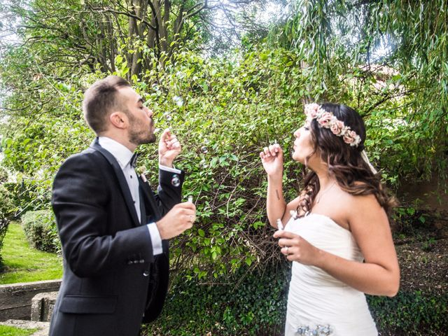La boda de Andrea y Alex