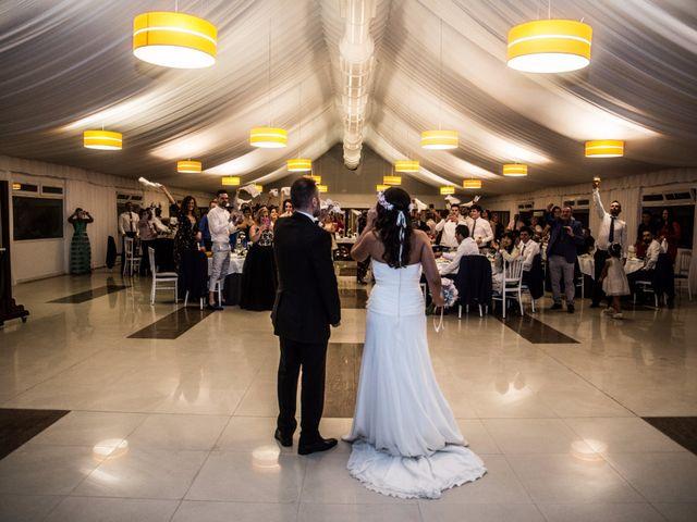La boda de Alex y Andrea en Carrizo De La Ribera, León 31