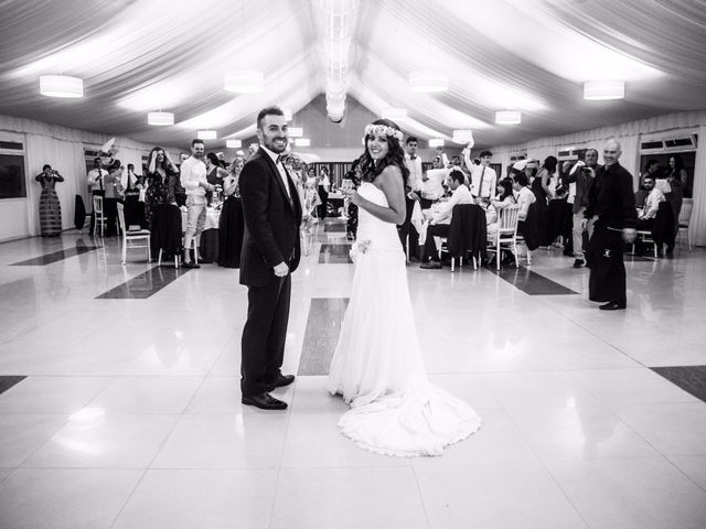 La boda de Alex y Andrea en Carrizo De La Ribera, León 32