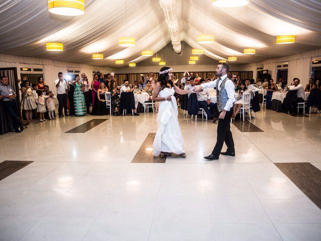 La boda de Alex y Andrea en Carrizo De La Ribera, León 35