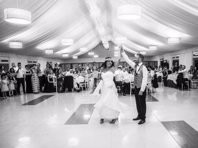 La boda de Alex y Andrea en Carrizo De La Ribera, León 37