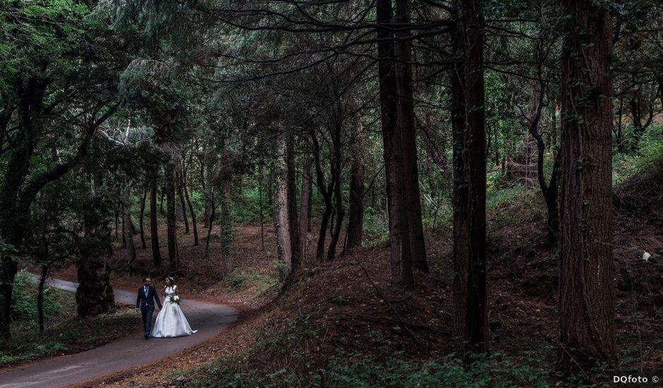 La boda de Alex y Mireia en Viladrau, Girona