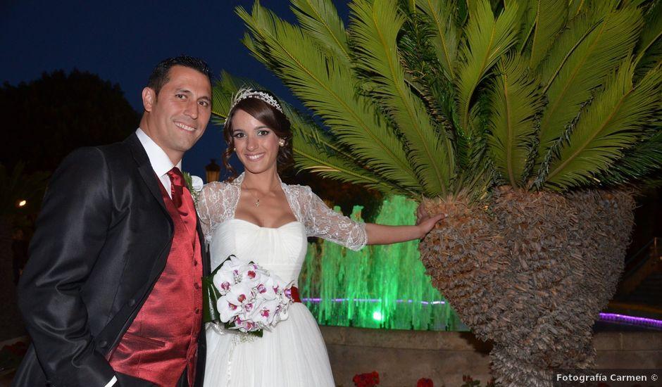 La boda de Alvaro y Cristina en Murcia, Murcia
