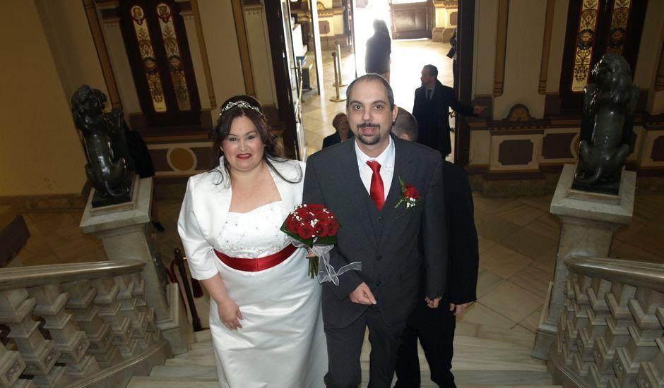 La boda de Daniel y María Elena en Málaga, Málaga