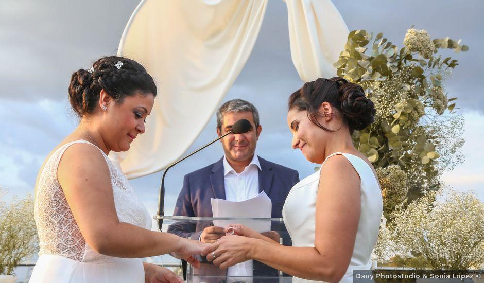 La boda de María y Noe en Sevilla, Sevilla