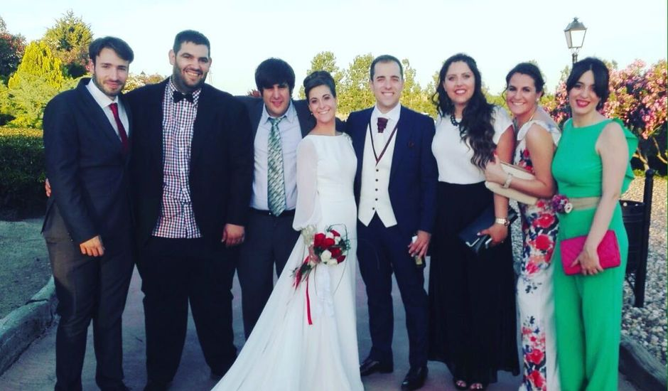 La boda de Tomas y Elena en Torrijos, Toledo