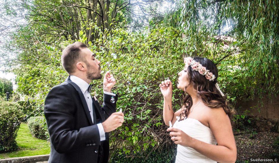 La boda de Alex y Andrea en Carrizo De La Ribera, León