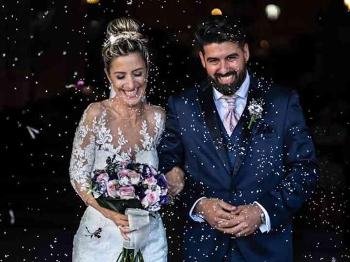 La boda de Marta y Daniel