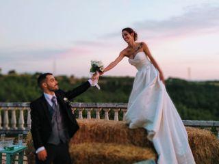La boda de Nuria y Kevin
