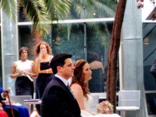 La boda de Isabel y Oscar