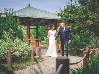 La boda de Lydia y Manuel