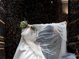 La boda de Lázaro y María