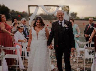 La boda de Carmen y Oscar 1