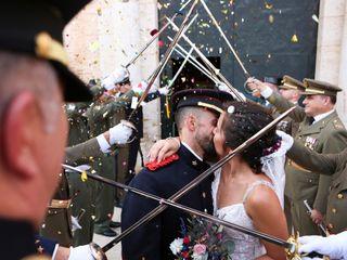 La boda de Arantxa y Ricky