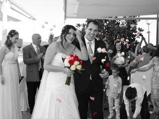 La boda de Vanessa y Alex