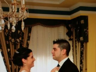 La boda de Erika y Isma 1