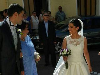 La boda de Erika y Isma