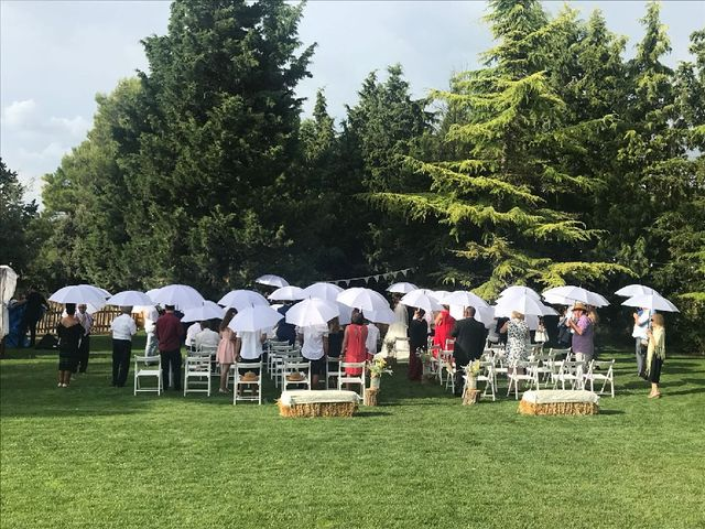 La boda de Kevin y Nuria en Rubio, Barcelona 12