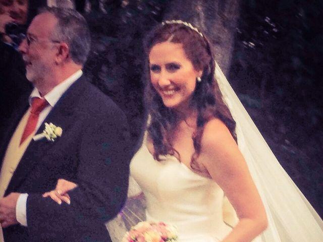 La boda de Oscar y Isabel en Vilamarxant, Valencia 1