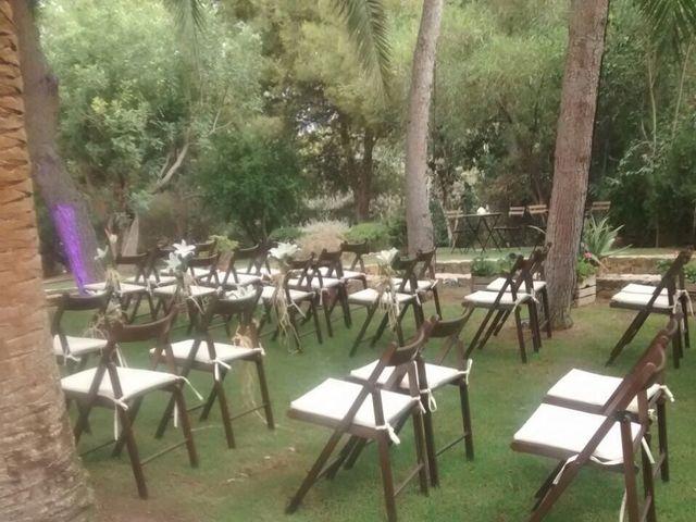 La boda de Oscar y Isabel en Vilamarxant, Valencia 3