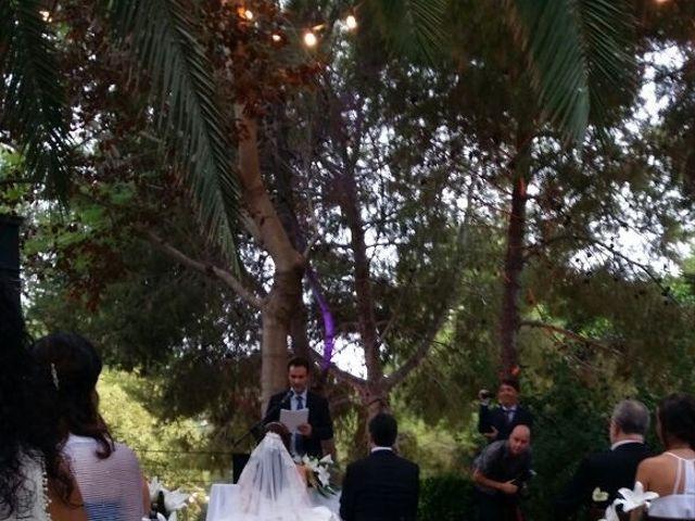 La boda de Oscar y Isabel en Vilamarxant, Valencia 5