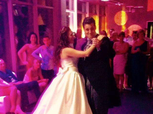 La boda de Oscar y Isabel en Vilamarxant, Valencia 7