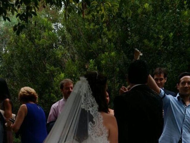 La boda de Oscar y Isabel en Vilamarxant, Valencia 8