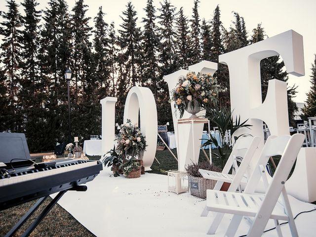 La boda de David y Mamen en Almendralejo, Badajoz 23
