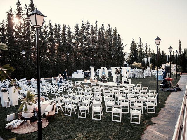 La boda de David y Mamen en Almendralejo, Badajoz 24