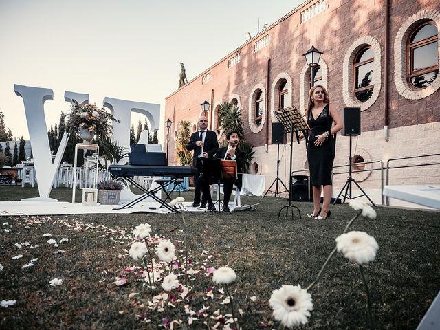 La boda de David y Mamen en Almendralejo, Badajoz 28