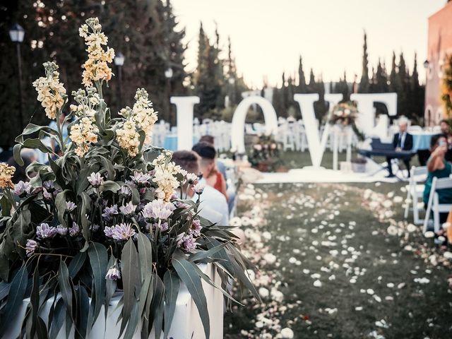 La boda de David y Mamen en Almendralejo, Badajoz 29
