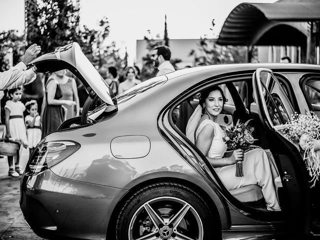 La boda de David y Mamen en Almendralejo, Badajoz 32