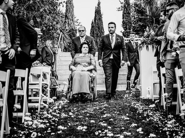 La boda de David y Mamen en Almendralejo, Badajoz 33